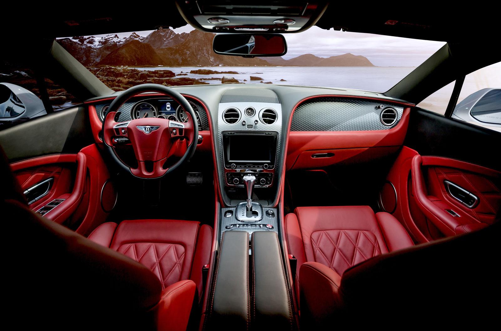 360°-Fahrzeugaufnahmen des Innenraums